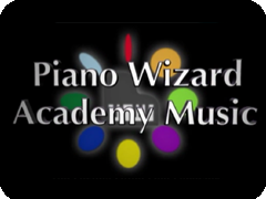 Piano Wizard Lesson