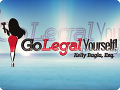 Kelly Bagla – Go Legal Yourself